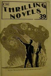 Thrilling Novels, No. 39